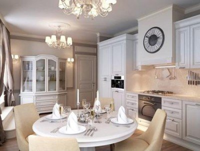 Decoracion moderna y vintage es la clave mujer inteligente - Decoracion vintage cocina ...