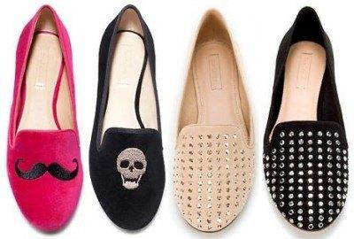 Manoletinas y slippers