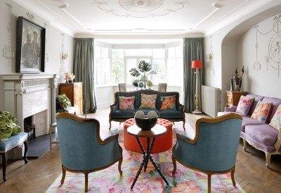 Decoracion moderna y vintage es la clave mujer inteligente for Casa moderna vintage