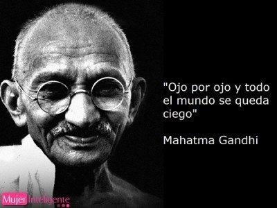 frases celebres de Gandhi animales