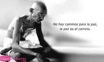 frases celebres de Gandhi