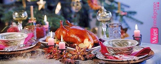 Dietas para navidad: COMO VIVIRLA SIN ENGORDAR EN EL INTENTO
