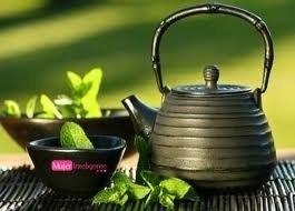 Té verde. Alimento imprescindible para depurar tu cuerpo.