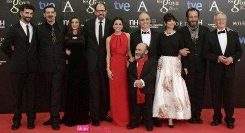 Ganadores premios Goya -blancanieves 2013