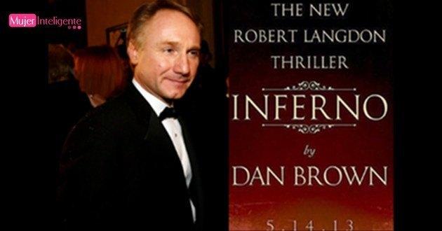 Infierno Dan Brown. Su nueva novela