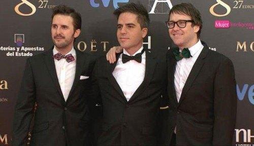 Ganadores premios Goya 2013