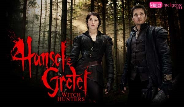 Cuento Hansel y Gretel cazadores de brujas