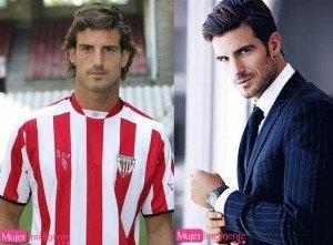 aitor_ocio futbolista y modelo