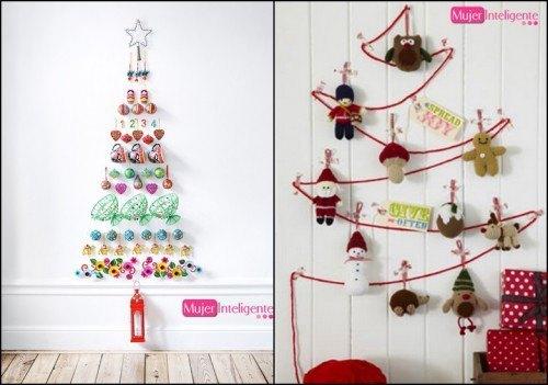 Decorar el árbol de Navidad
