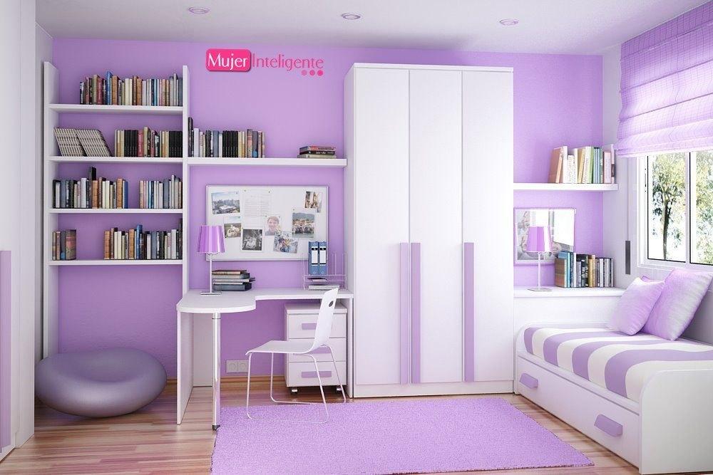 Ideas para decorar habitaciones infantiles mujer inteligente - Ideas habitaciones infantiles ...