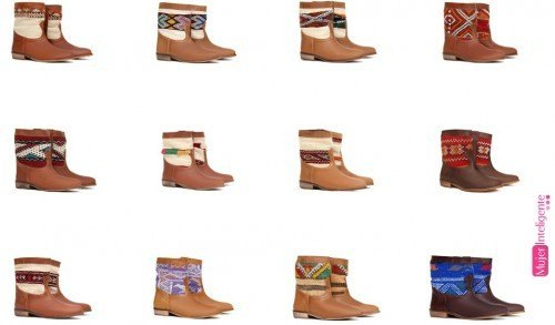 botas Howsty