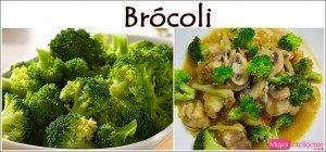 brocoli cocinado