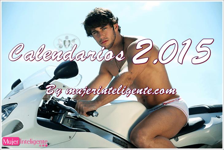 Calendario 2015 de chicos guapos