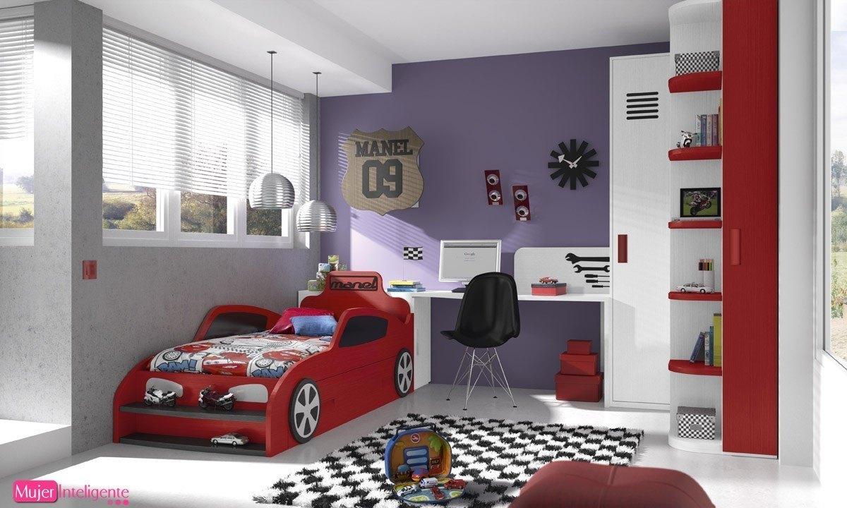 Ideas para decorar habitaciones infantiles mujer inteligente for Habitaciones infantiles