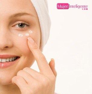 Cremas hidratantes y antiarrugas jóvenes a los 40