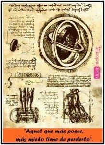 Leonardo Da Vinci frases célebres
