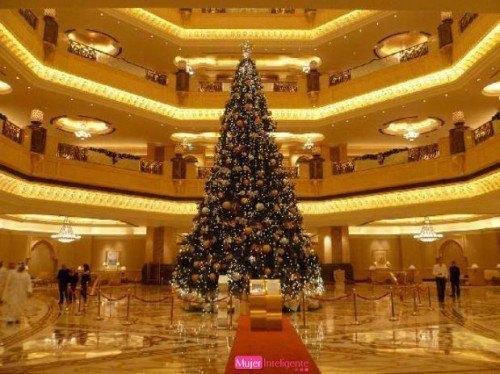 Árboles de Navidad espectaculares