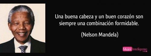 frases celebres de Nelson Mandela