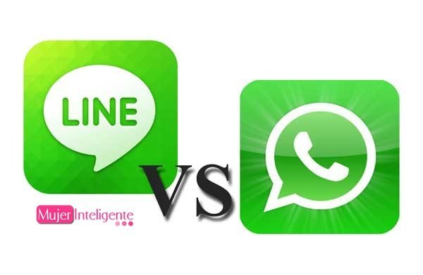 WhatsApp o Line
