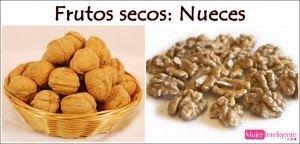 Nueces, alimentos sanos y economicos