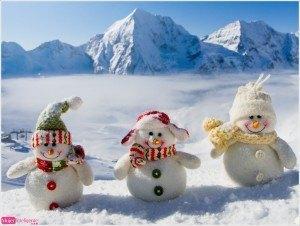 tarjeta navideña, postal muñeco de nieve, foto de invierno, felicitación de navidad, feliz navidad 2015, año nuevo 2016, marry christmas