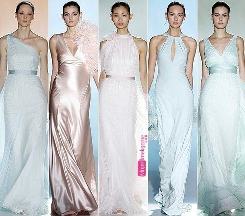 Ultimas colecciones trajes de novia