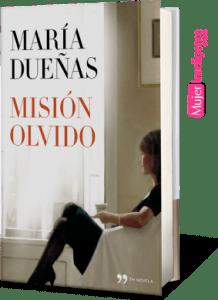 MISION OLVIDO LIBRO - el regalo perfecto