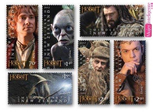 sellos el hobit - el hobbit pelicula
