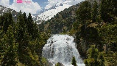 aigualluts valle-de-benasque - nieve en Benasque