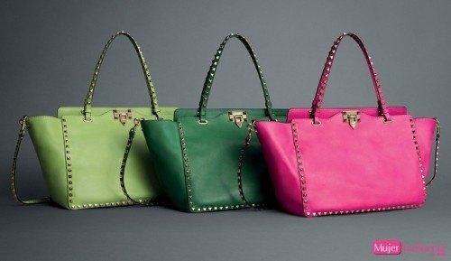 looks de moda asequible Bolsos-Valentino-primavera-verano-2013