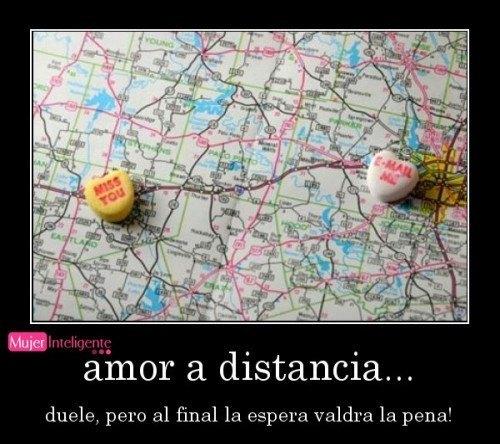 El amor no tiene fronteras-Amor a distancia frases