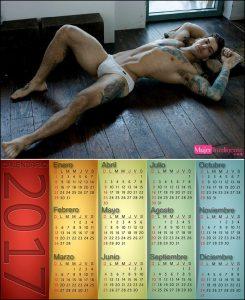 calendario-2017-moreno-tatuado-sin-ropa-guapo-y-sexy