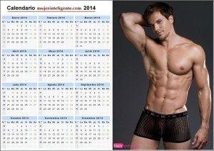 Calendario 2014 tio bueno