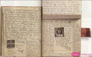 Diario original de ana frank