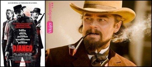 leonardo dicaprio actualidad Django-Desencadenado_cartel-