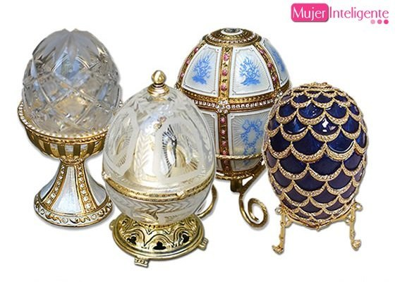 Huevos de Pascua de Fabergé