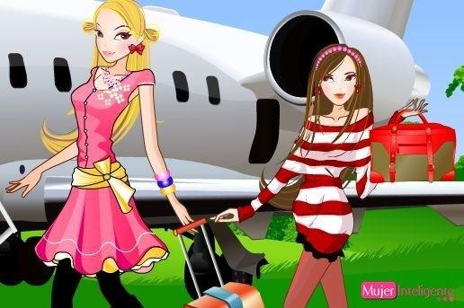 Cuando las mujeres viajan solas