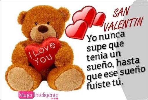 Frases De Amor Para San Valentin By Mujerinteligente Com