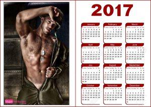 Tio bueno calendario 2017