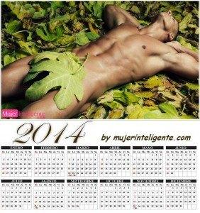 calendario hombres sexis 2014 foto erotica