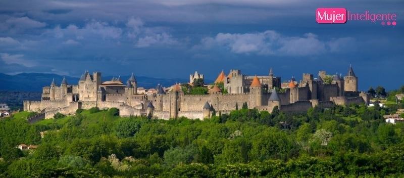Carcassone, una ciudad medieval