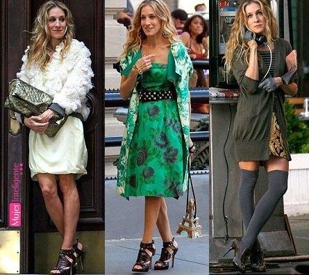 looks de moda carrie-bradshaw-looks