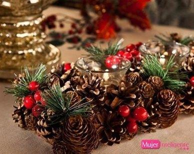 Mesas bonitas de navidad