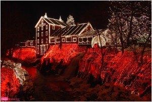 Postal navidad, paisaje navideño, foto invierno, christmas wallpapers, felicitación navidad, y año nuevo 2016