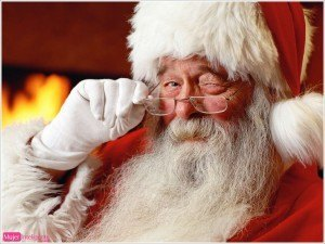 christmas wallpapers santa claus, images