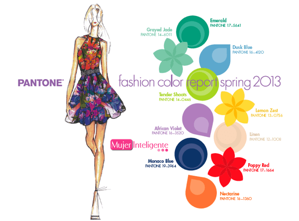 tendencias de moda 2013 primavera verano