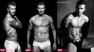 david beckam foto hm-2012, sin ropa, desnudo, ropa interior, blanco y negro