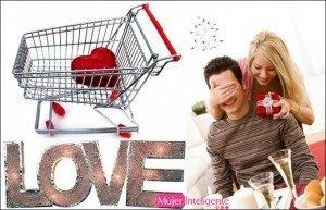 compra de regalos para el dia de los enamorados, 14 de Febrero