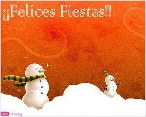 dibujo-muñeco-de-nieve-feliz-navidad, felices fiestas
