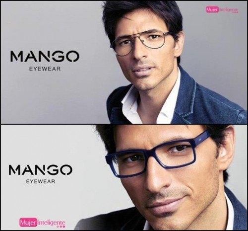 Andres Velencoso la nueva cara de Mango